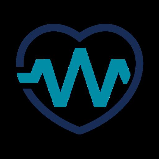 recoverwell heart logo