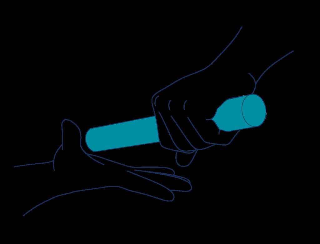 recoverwell passing baton