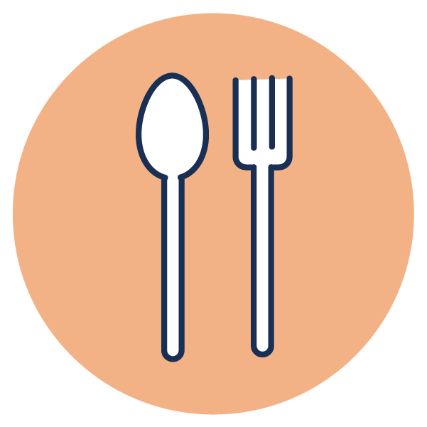 dietary restricitons icon